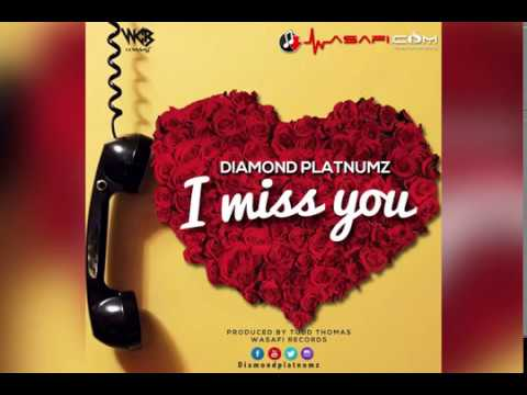 Diamond Platnumz I Miss You Official Audio Youtube