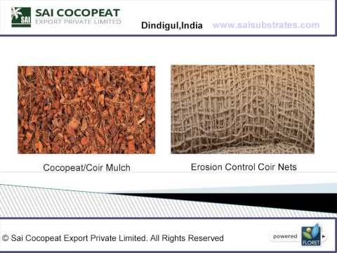 Organic Coir Products Manufacturers in India