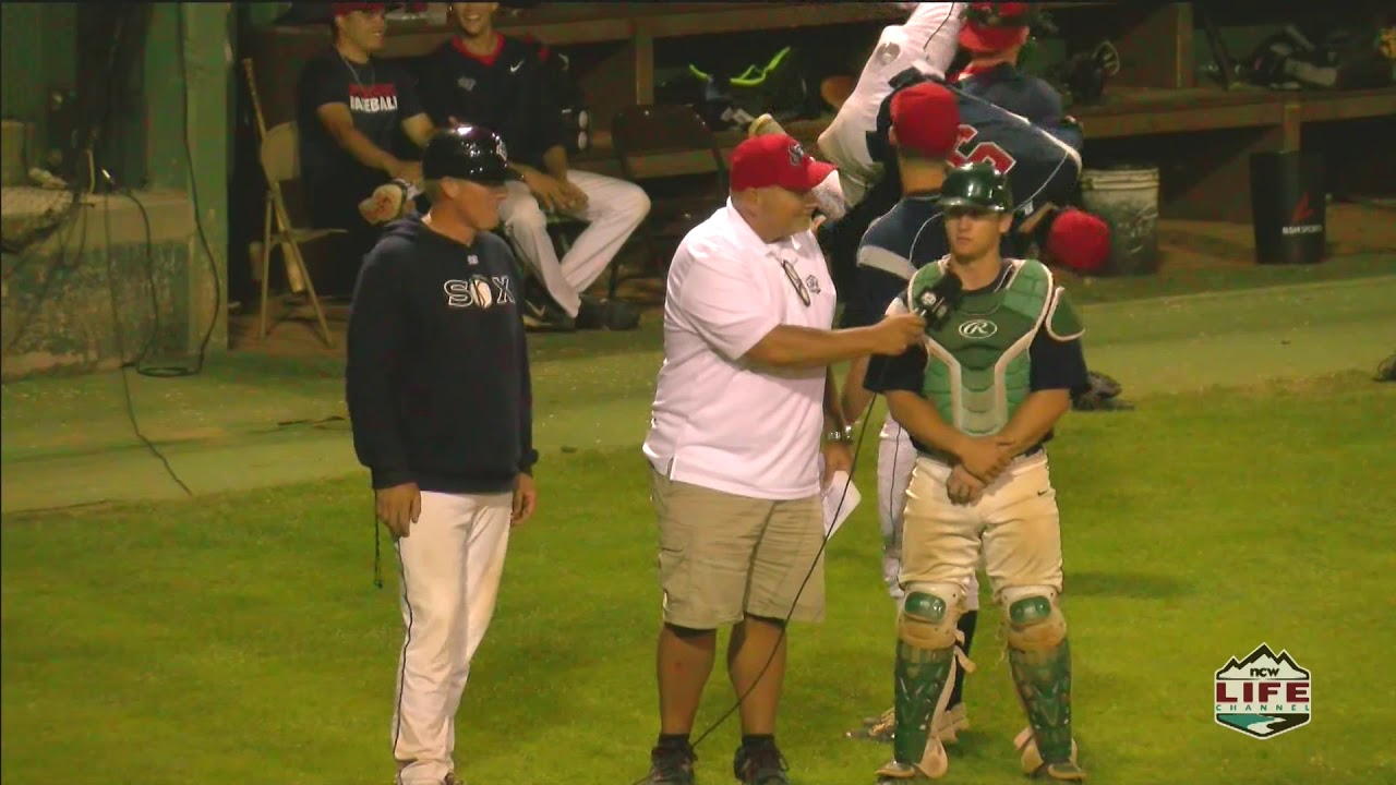 McPhillips Home Run Gives AppleSox the Victory 2019-07-13