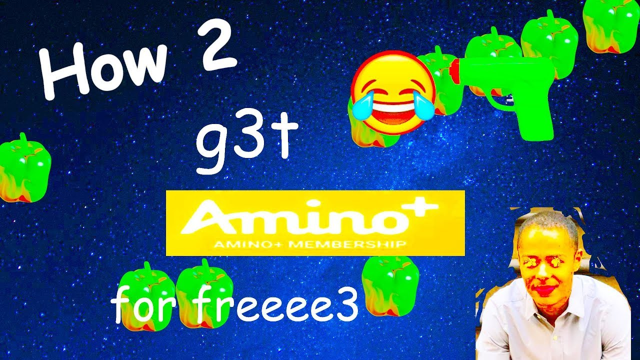 How to get Amino+ for Free