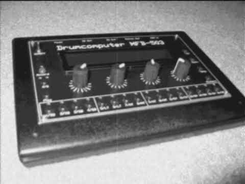 Mfb 503 encoder drumcomputer drum machine