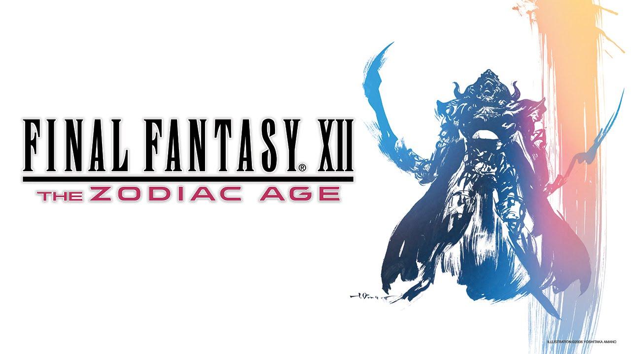 Final Fantasy XII: The Zodiac Age Announcement Trailer