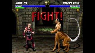 UMK3 - Kano playthrough 2x Master thumbnail