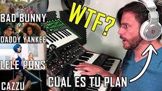 ANÁLISIS MUSICAL de TENDENCIAS YouTube (por un maestro, músico y productor)