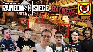 When Streamers & Pros Play With Hackers - Rainbow Six Siege