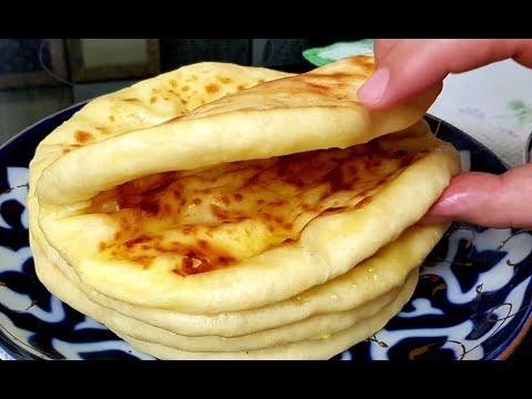 ХАЧАПУРИ☆На Сковороде  Такие Вкусные Лепёшки  Съедаются в один миг ‼