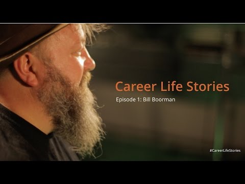 Career Life Stories - Episode 1: Bill Boorman