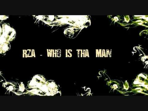 Клип RZA - Who Is tha Man