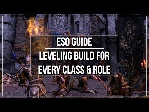 ESO Necromancer Leveling Build - Dottz Gaming