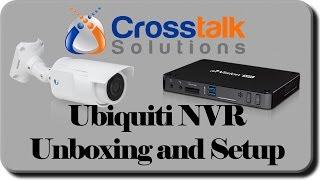 видео Ubiquiti UniFi NVR 2TB (UVC-NVR-2TB)