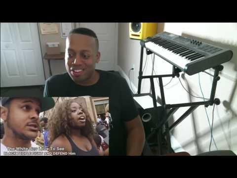 Sa Neter Attacked by Lost Negro's in Harlem | GMOGMediaTV Reaction