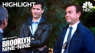 Jake Totally Doesn't Need Therapy - Brooklyn Nine-Nine (Episode Highlight)