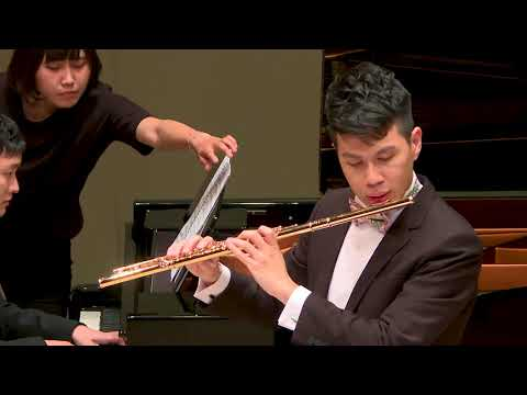 Dimitri Tchesnokov: Rhapsodie Japonaise, Op. 48/York Lu/Yi-Hsin Wang