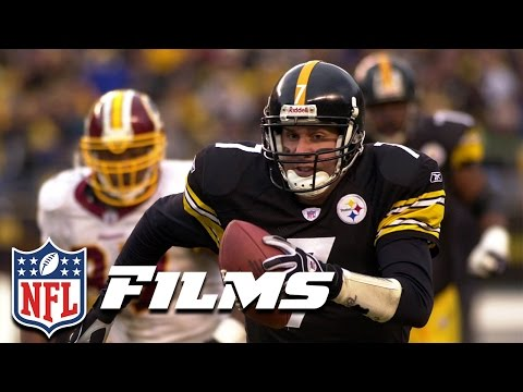 #9 Ben Roethlisberger | NFL Films | Top 10 Rookie Seasons of All Time
