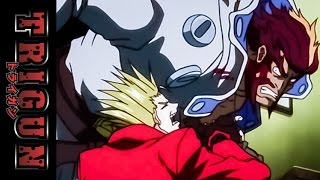 Trigun: Badlands Rumble Motion Picture - Available 9/27/11 on BD, DVD & Digital Download - Clip 1