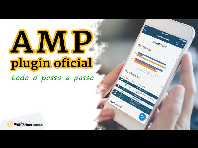 AMP Wordpress Oficial plugin: AMP Wordpress Como Configurar PASSO A PASSO