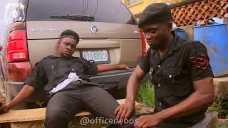 STOP AND SEARCH (2) OFFICER WOOS GOES TO JAIL |BRODA SHAGGI |OFFICERWOOS