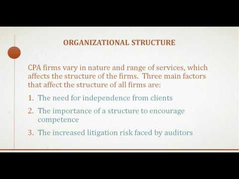 Audit and Assurance Services Chapter 2