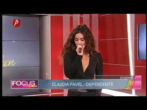 "Claudia Pavel a lansat piesa ""Dependentă"""