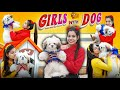 - Girls with Dogs | Sanjhalika Vlog