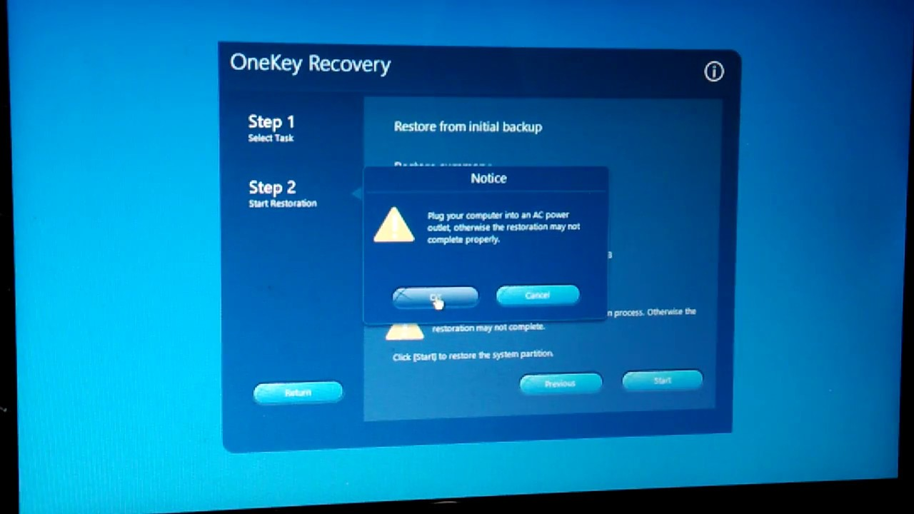 Factory reset laptop lenovo | Lenovo ThinkPad Factory Reset
