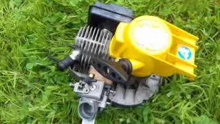 Serrage moteur 2temps mac culloch