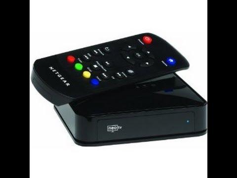 Netgear NeoTV Unboxing