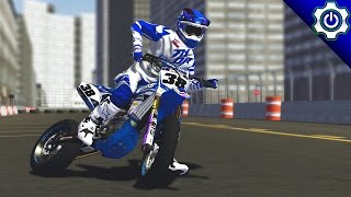 MX Simulator - Track Walk Ep. 120 - Moto City Supermoto