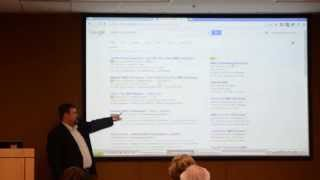 Content Optimization for Google SEO | Chris J. Everett - SEO Speaker Presentation