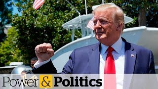 Trump makes 'Buy American' rules more restrictive | Power & Politics