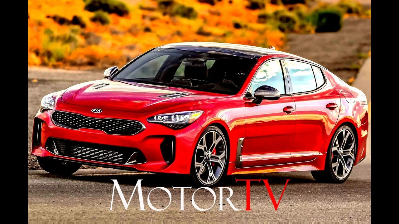 2018 kia stinger gt 3 3 v6 twin turbo awd 370 hp l exterior l interior l on track youtube. Black Bedroom Furniture Sets. Home Design Ideas
