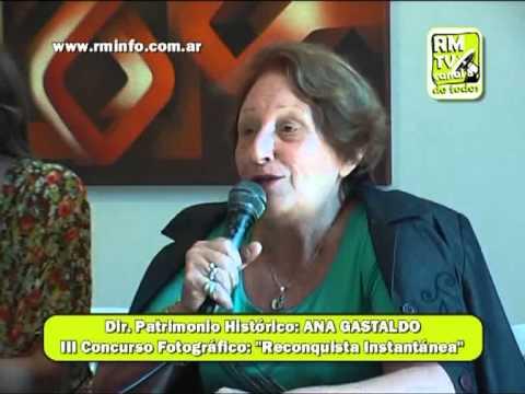 """0587 ANA GASTALDO - III Concurso Fotográfico: """"Rec..."""
