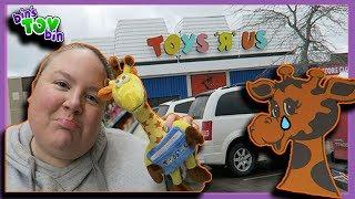 Saying Goodbye to Toys R Us