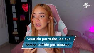 """""""Soy la mujer más bulleada por YosStop"""", expresa Caeli en un video en el que rompe el silencio"""