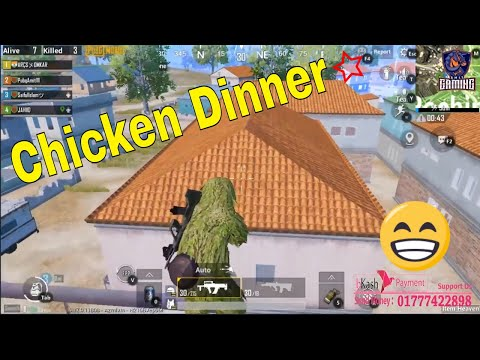 Arcade Squad | Item Heaven | Winner Winner Chicken Dinner | Pubg  Mobile