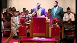 Berger Video New St Luke Apostle Church -Pastor Harry Betts-5th Pastoral Anniversary