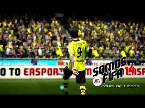 Fifa 14 Trailer español Gamescom Pc/Ps3/Xbox 360