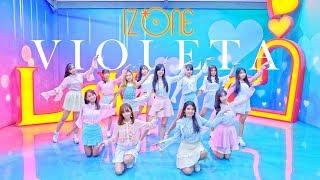 IZ*ONE (아이즈원) _ 비올레타 (Violeta) DANCE COVER BY XP-TEAM INDONESIA