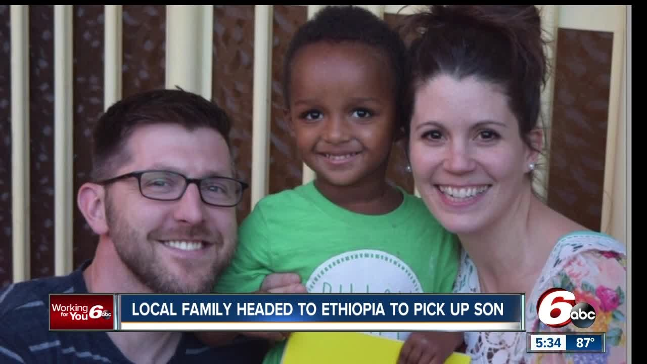 Anderson Family To Bring Home African Son, Following International Adoption  Ban