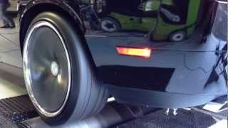 2013 Hennessy Performance HPE600 2013 Challenger Dyno Run 175 MPH 542 RHP 550 Lbs Torque