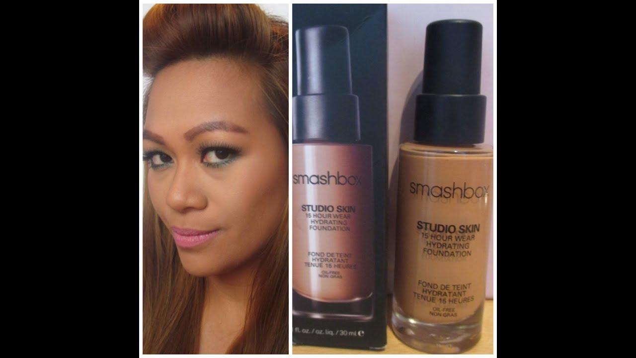 Smashbox Lipstick in Primrose - Review - Katherine McLee