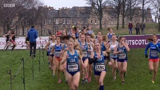 Great Edinburgh Cross Country 2018 - Junior Men