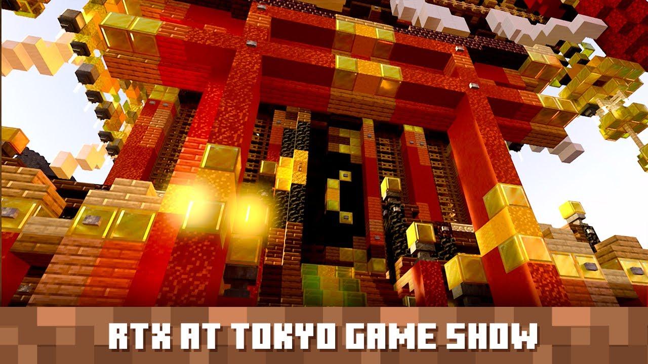 Dr Bond's Amazing RTX Showcase (Tokyo Game Show 2020)