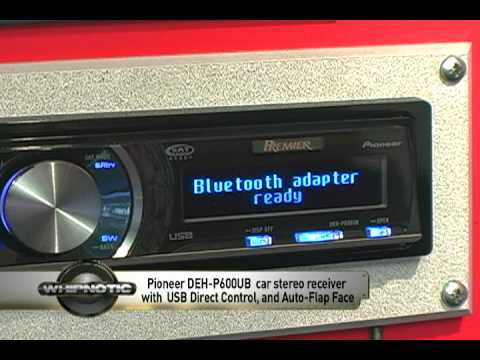 pioneer premier deh p600ub cd mp3 wma itunes aac wav receiver with rh youtube com Pioneer Deh Wiring Harness Diagram Pioneer Deh 4400HD