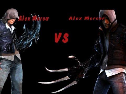 Prototype 2: Alex Mercer vs Alex Mercer!