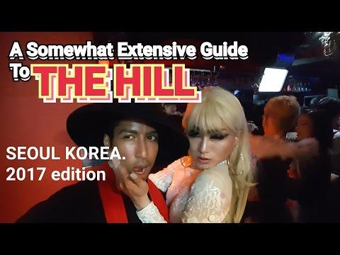 SEOUL KOREA'S HOMO HILL: A Somewhat Extensive Guide