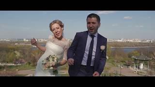 Свадьба в ресторане Трипольское солнце / Be happy /  Свадебное агентство MARY