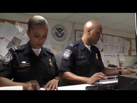 National Geographic   JFK Airport Der Kampf gegen Schmuggler   Dokumentation