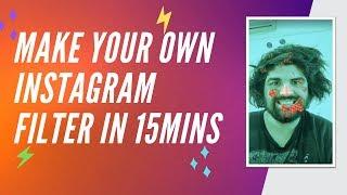 Machen Sie Ihre Eigenen Interaktiven Instagram-Filter In Nur 15 Minuten | Dritten Aurora AR Tech-Unternehmen