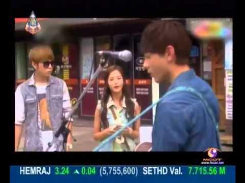 """""""นัททิว"""" ฮอตที่เกาหลีใต้ เล่นซีรีย์เกาหลี (ไนน์เอนเตอร์เทน)"""
